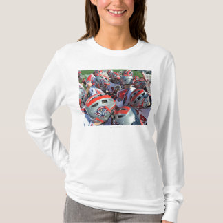 ANNAPOLIS, MD - AUGUST 28:  The Boston Cannons T-Shirt