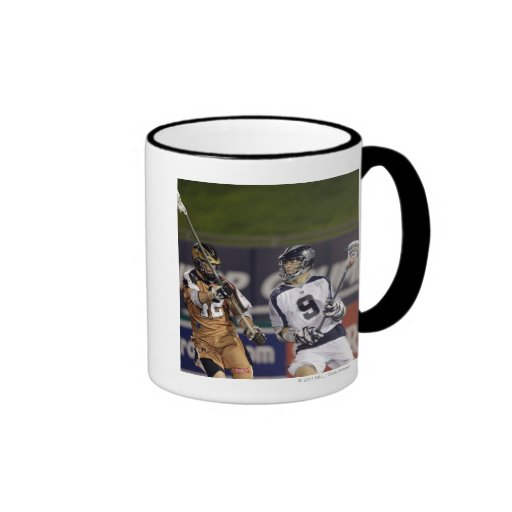 ANNAPOLIS, MD - JULY 02:  Danny Glading #9 3 Coffee Mug