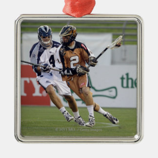 ANNAPOLIS, MD - JULY 02: Joe Cinosky #4 2 Christmas Ornament