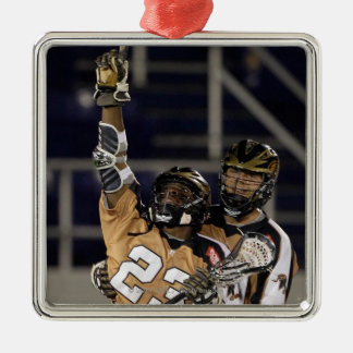 ANNAPOLIS, MD - JULY 02: Jovan Miller #23 Christmas Ornament