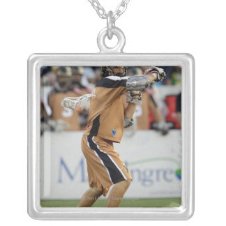 ANNAPOLIS, MD - JULY 02:  Matt Striebel #9 Silver Plated Necklace
