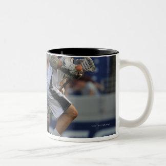 ANNAPOLIS, MD - JULY 23:  Alex Smith #5 3 Two-Tone Coffee Mug