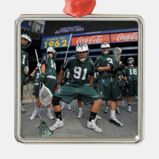 ANNAPOLIS, MD - JULY 23:  Brian Spallina #91 Christmas Ornament