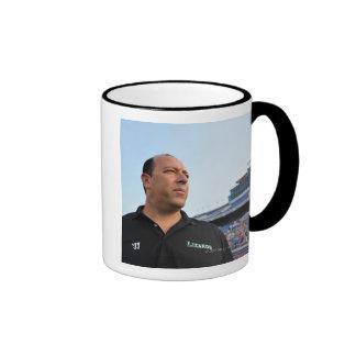 ANNAPOLIS, MD - JULY 23:  Head coach Jim Mule Coffee Mugs