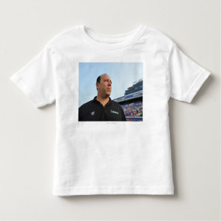 ANNAPOLIS, MD - JULY 23:  Head coach Jim Mule Toddler T-Shirt