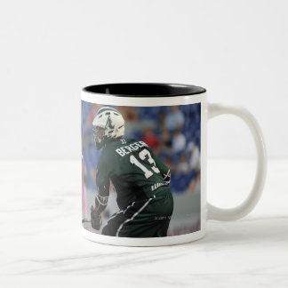 ANNAPOLIS, MD - JULY 23:  Justin Smith #2 2 Two-Tone Coffee Mug