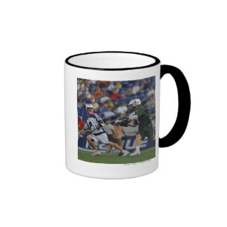 ANNAPOLIS MD - JULY 23 Justin Smith 2 Coffee Mugs