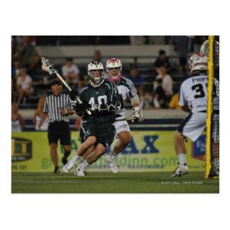 ANNAPOLIS, MD - JULY 23:  Matt Danowski #40 3 Postcard