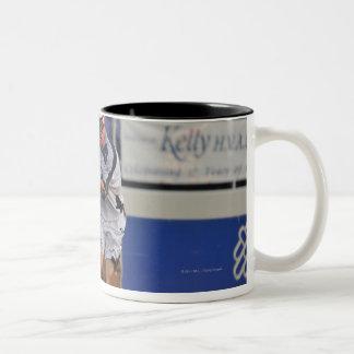 ANNAPOLIS, MD - JULY 23:  Ryan Young #27 3 Two-Tone Coffee Mug