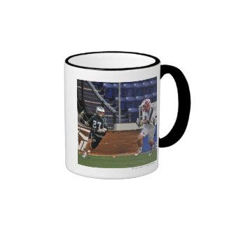 ANNAPOLIS, MD - JULY 23:  Ryan Young #27 4 Ringer Mug