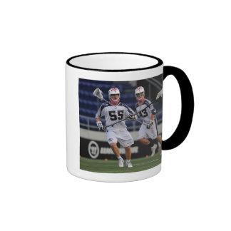 ANNAPOLIS, MD - JULY 23:  Steve Whittenberg #55 Ringer Mug