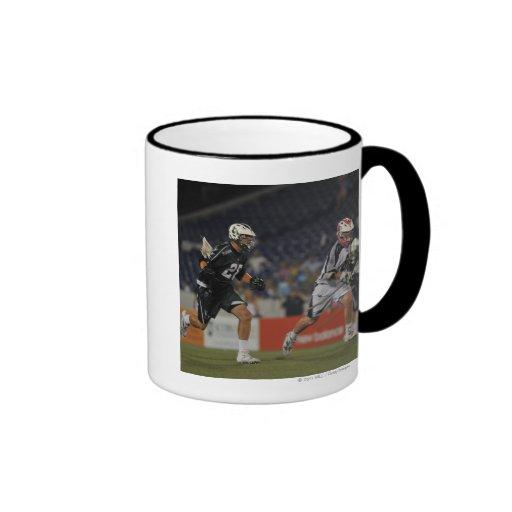 ANNAPOLIS, MD - JULY 23:  Zach Brenneman #28 2 Coffee Mugs