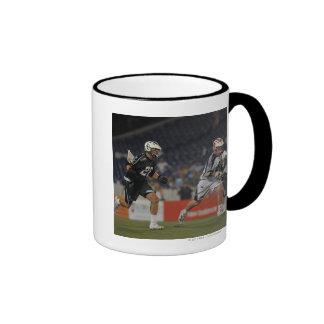 ANNAPOLIS, MD - JULY 23:  Zach Brenneman #28 2 Ringer Mug