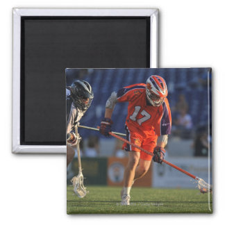 ANNAPOLIS, MD - JULY 30:  Brodie Merrill #17 Square Magnet