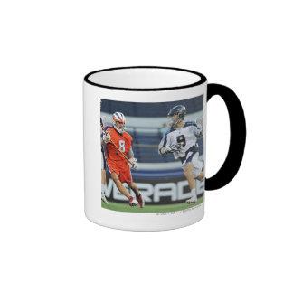ANNAPOLIS, MD - JULY 30:  Danny Glading #9 4 Ringer Mug