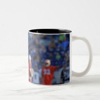 ANNAPOLIS, MD - JULY 30:  David Earl #27 4 Mug