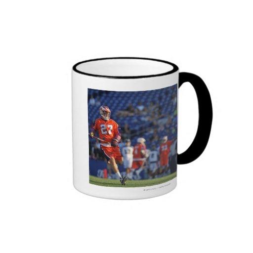 ANNAPOLIS, MD - JULY 30:  David Earl #27 4 Mugs