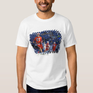 ANNAPOLIS, MD - JULY 30:  David Earl #27 4 T-shirt