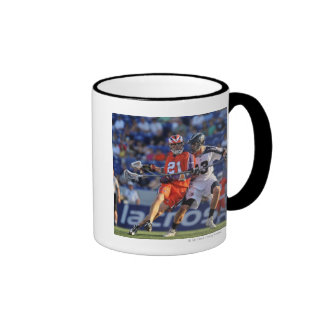 ANNAPOLIS, MD - JULY 30:  Kevin Crowley #21 2 Coffee Mugs
