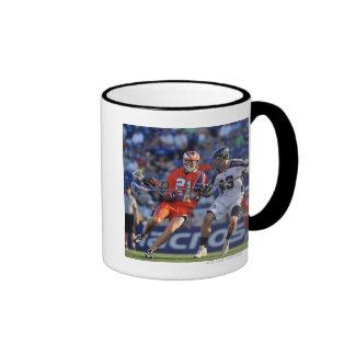 ANNAPOLIS, MD - JULY 30:  Kevin Crowley #21 Ringer Mug