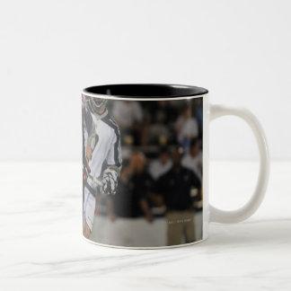 ANNAPOLIS, MD - JUNE 25:  Chris Eck #24 2 Mugs
