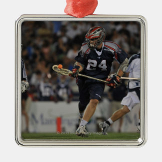 ANNAPOLIS, MD - JUNE 25:  Chris Eck #24 Christmas Ornament