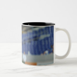 ANNAPOLIS, MD - JUNE 25:  Dan Hardy #22 11 Two-Tone Mug