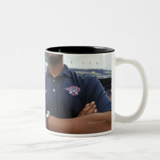 ANNAPOLIS, MD - JUNE 25:  Head coach Billy Day Mugs