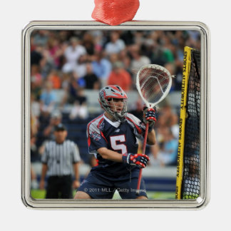 ANNAPOLIS, MD - JUNE 25:  Jordan Burke #5 Christmas Ornament
