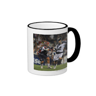 ANNAPOLIS, MD - JUNE 25:  Justin Smith #2 3 Ringer Coffee Mug