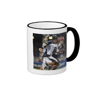 ANNAPOLIS, MD - JUNE 25:  Justin Smith #2 4 Coffee Mug