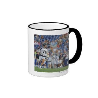 ANNAPOLIS, MD - JUNE 25:  Kyle Dixon #11 4 Ringer Mug