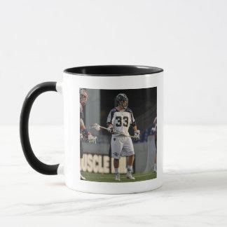 ANNAPOLIS, MD - JUNE 25:  Michael Evans #33 Mug