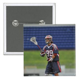 ANNAPOLIS, MD - JUNE 25:  Paul Rabil #99 11 15 Cm Square Badge