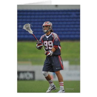 ANNAPOLIS, MD - JUNE 25:  Paul Rabil #99 11 Card