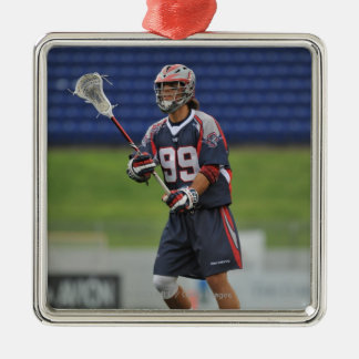ANNAPOLIS, MD - JUNE 25:  Paul Rabil #99 11 Christmas Ornament