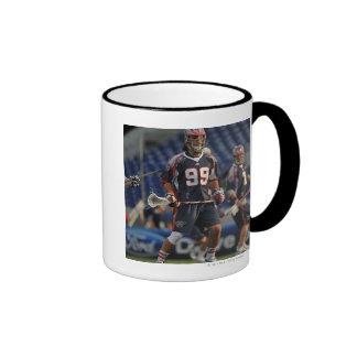 ANNAPOLIS, MD - JUNE 25:  Paul Rabil #99 3 Ringer Mug