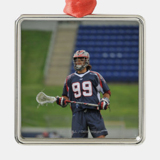 ANNAPOLIS, MD - JUNE 25:  Paul Rabil #99 7 Christmas Ornament