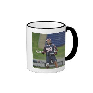 ANNAPOLIS, MD - JUNE 25:  Paul Rabil #99 7 Ringer Mug