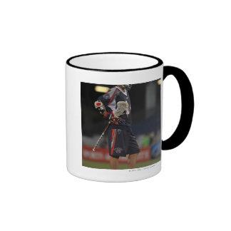 ANNAPOLIS, MD - JUNE 25:  Ryan Boyle #14 7 Ringer Mug