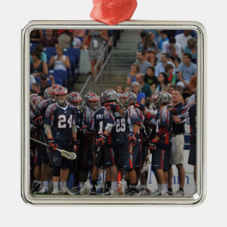ANNAPOLIS, MD - JUNE 25:  The Boston Cannons Christmas Ornament