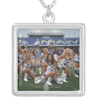 ANNAPOLIS, MD - JUNE 25:  The Hawkettes perform Silver Plated Necklace