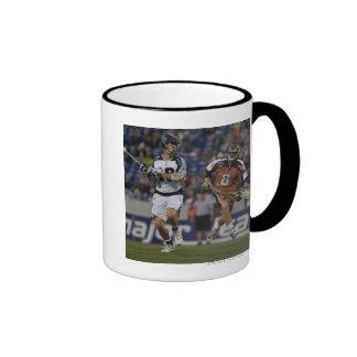 ANNAPOLIS, MD - MAY 14:  Ben Hunt #18 2 Ringer Mug