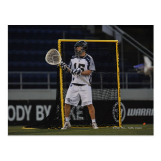 ANNAPOLIS, MD - MAY 14:  Chris Garrity #15 3 Postcard