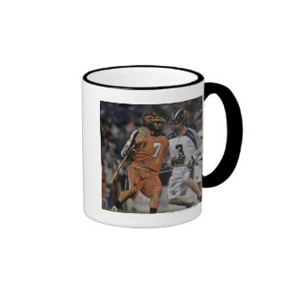ANNAPOLIS, MD - MAY 14:  Dan Deckelbaum #7 Ringer Mug