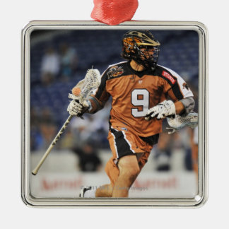 ANNAPOLIS, MD - MAY 14:  Matt Striebel #9 2 Christmas Ornament