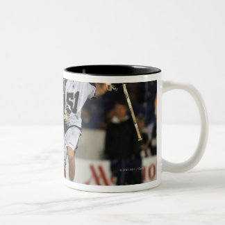 ANNAPOLIS, MD - MAY 14:  Michael Kimmel #51 2 Two-Tone Mug