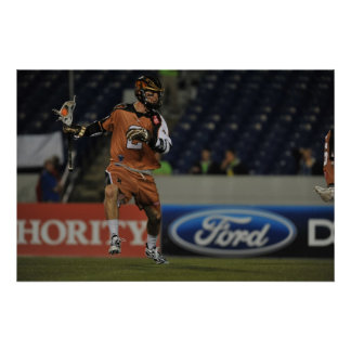 ANNAPOLIS, MD - MAY 14:  Ned Crotty #2 11 Print