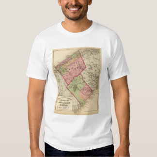 Annapolis, Queens counties, NS Tee Shirts