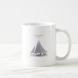 Annapolis Skipjack Coffee Mug